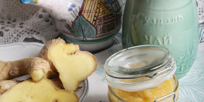 Рецепты от простуды: лимон, имбирь, апельсин