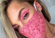 Хэллоуин близко: 55 вариантов макияжа под маску