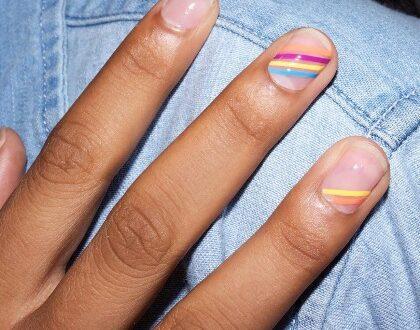Какой маникюр делать этим летом: 23 идеи «радужного» nail-дизайна